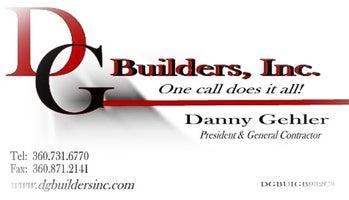 DG Builders, Inc.