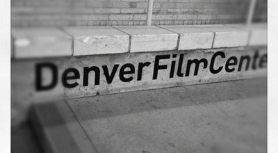Photo of Non-Profit Sie FilmCenter at 2510 E Colfax Ave, Denver, CO 80206, United States