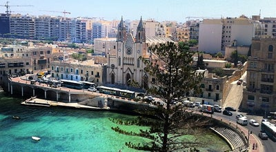 Photo of Outdoors and Recreation Balluta Bay at St Julian's, Malta