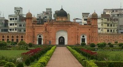 Photo of Historic Site Lalbagh Fort at Dhaka, Bangladesh