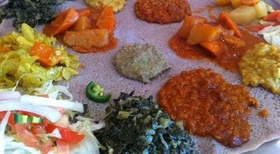 Photo of Ethiopian Restaurant Etete Ethiopian Cuisine at 1942 9th St Nw, Washington, DC 20001, United States