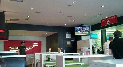 Photo of Fast Food Restaurant Wannaburger at 7-8 Queensferry St Ln, Haymarket EH2 4PA, United Kingdom