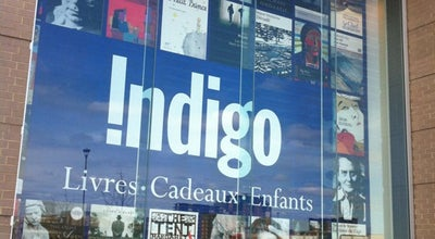 Photo of Bookstore Chapters Indigo at Le Quartier Laval, 900 Le Corbusier Blvd., Laval, PQ H7N 0A8, Canada