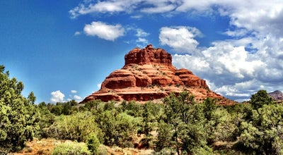 Photo of Trail Bell Rock Trail at Sedona, AZ, United States