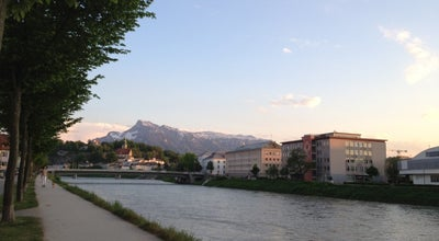 Photo of Beach Salzach-Ufer at Salzburg, Austria