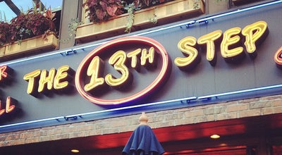 Photo of American Restaurant The 13th Step at 149 2nd Ave, New York, NY 10003, United States