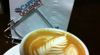 Photo of Cafe Caffè Gourmet at R. Felipe Schmidt, 172, Brusque 88350-075, Brazil