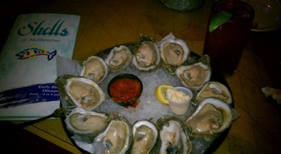 Photo of Seafood Restaurant Shells Seafood at 1490 W New Haven Ave, Melbourne, FL 32904, United States