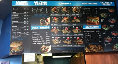 Photo of Falafel Restaurant Marco's Famous at 10371 112 St Nw, Edmonton, Ca T5K 1M9, Canada