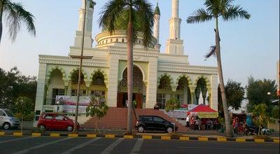 Photo of Mosque Masjid Al Madinah CBD Ciledug at Jl. Ciledug, Tangerang, Indonesia