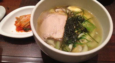 Photo of Korean Restaurant 釜山道川 中井町本店 at 中井町1-2-6, 岸和田市, Japan