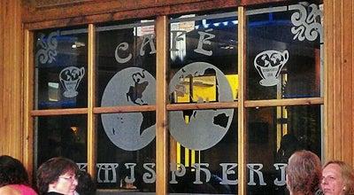 Photo of Cafe Café Hemispherio at C. Mayor, 6, Alcalá de Henares, Spain
