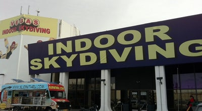 Photo of General Entertainment Vegas Indoor Skydiving at 200 Convention Center Dr, Las Vegas, NV 89109, United States