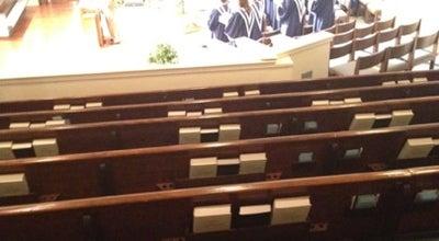 Photo of Church Dawson Memorial Baptist Church at 1114 Oxmoor Rd, Birmingham, AL 35209, United States