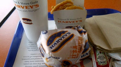 Photo of Burger Joint Harvey's at 30f Cottrelle Blvd., Brampton, ON, Canada