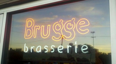 Photo of Belgian Restaurant Brugge Brasserie at 1011a E Westfield Blvd, Indianapolis, IN 46220, United States