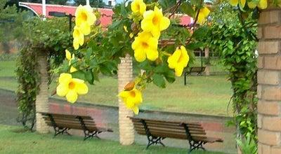 Photo of Park Parque Ceci Cunha at R. Manoel Abreu, Arapiraca, Brazil