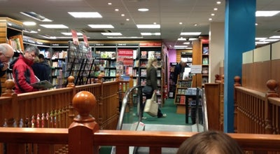 Photo of Bookstore Waterstones at 297a High St, Lincoln LN2 1AF, United Kingdom