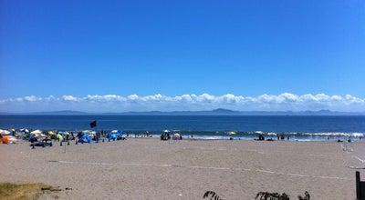 Photo of Beach 三浦海岸海水浴場 at 南下浦町上宮田, 三浦市 238-0101, Japan