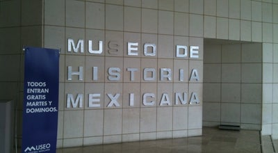 Photo of History Museum Museo de Historia Mexicana at Dr. Coss 445 Sur, Monterrey 64000, Mexico