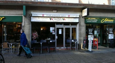 Photo of Cafe Savino's at 3 Emmanuel St, Cambridge CB1 1NE, United Kingdom