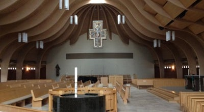 Photo of Church St Paul of Tarsus Catholic Church at 41300 Romeo Plank Rd, Clinton Township, MI 48038, United States