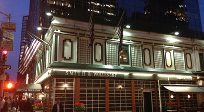 Photo of Other Venue Smith & Wollensky at 201 E 49th St, New York, NY 10017