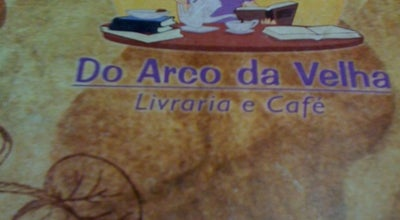Photo of Bookstore Do Arco da Velha Livraria e Café at R. Dr. Montaury, 1570, Caxias do Sul 95020-190, Brazil