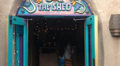 Photo of Mexican Restaurant The Shed at 113 E Palace Ave, Santa Fe, NM 87501, United States