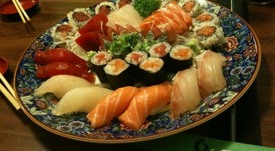 Photo of Japanese Restaurant Oozu at Av. Braz De Pina, 487, Mogi das Cruzes 08730-020, Brazil
