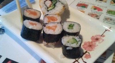 Photo of Sushi Restaurant Nagoya Sushi & Grill at Dorpsstraat 6-10, Aalsmeer, Netherlands