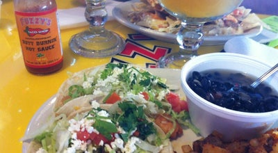 Photo of Taco Place Fuzzy's Taco Shop at 1288 W Main St, Lewisville, TX 75067, United States