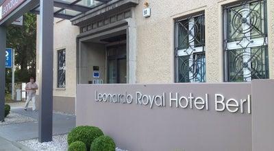 Photo of Hotel Leonardo Royal Hotel at Otto-braun-str. 90, Berlin 10249, Germany