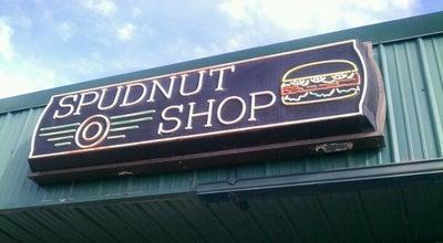 Photo of Donut Shop Spudnut Shop at 228 Williams Blvd, Richland, WA 99354, United States