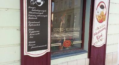 Photo of Bakery Pufi Trió Pékség Reggeliző at Szabadság Tér, Veszprém 8200, Hungary