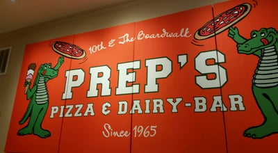 Photo of Pizza Place Prep's Pizzeria at Boardwalk, Ocean City, NJ 08226, United States