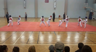 Photo of Basketball Court Asarlık Spor Salonu at Turkey