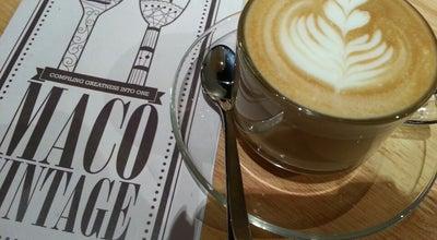 Photo of Cafe Maco Vintage at No.18,jalan Ibrahim, Johor Bahru 80000, Malaysia