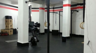 Photo of Gym / Fitness Center WodBox at Del Valle, Mexico