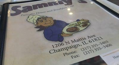 Photo of Breakfast Spot Sammy's Pancake House at 1206 N Mattis Ave, Champaign, IL 61821, United States