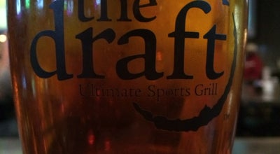 Photo of Gastropub The Draft Ultimate Sports Grill at 2235 Dave Ward Dr, Conway, AR 72034, United States