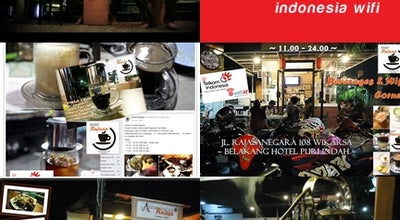Photo of Cafe Kedai & Angkringan Rajasa PI at Jalan Rajasanegara 108, Wikarsa, Mojokerto 61363, Indonesia