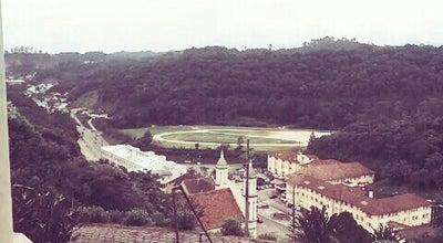 Photo of Church Santuário de Nossa Senhora de Azambuja at Brazil