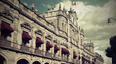 Photo of Plaza Zócalo at Av. Don Juan De Palafox Y Mendoza, Puebla 72000, Mexico