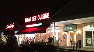 Photo of Chinese Restaurant Wing Lee Cuisine at 537 Easton Rd, Horsham, PA 19044, United States