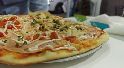 Photo of Italian Restaurant Pizze-Pazee at Tunisia