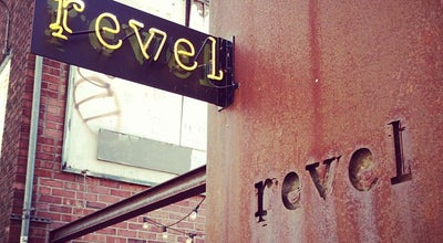 Photo of Korean Restaurant Revel at 403 N 36th St, Seattle, WA 98103, United States
