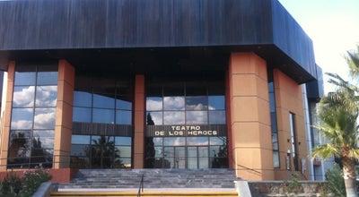 Photo of Theater Teatro de los Héroes at Av. División Del Norte, Chihuahua, Mexico