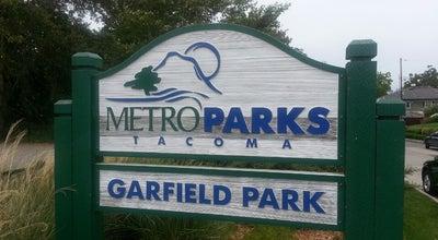 Photo of Playground Garfield Park at N Borough Rd, Tacoma, WA 98403, United States