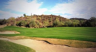 Photo of Golf Course Quintero Golf Club at 16752 W State Route 74, Peoria, AZ 85383, United States